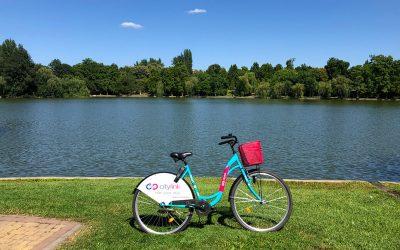 Bicicleta de inchiriat de la Citylink